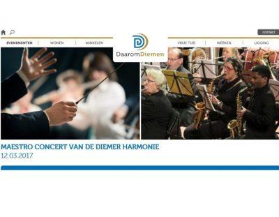 Maestro Concert in Diemen