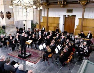 Sfeervol concert Diemer Harmonie