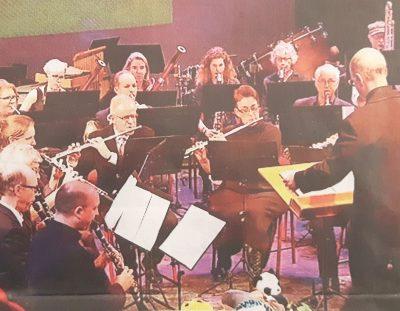 Veel waardering voor najaarsconcert Diemer Harmonie