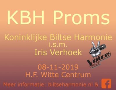 KBH PROMS I've got the music in me